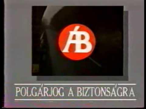 TV2 reklámblokk 1991.02.24.