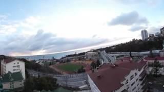 ЖК Бытха 2016 новостройка в Сочи обзор квартир Недвижимость видео 360(ЖК