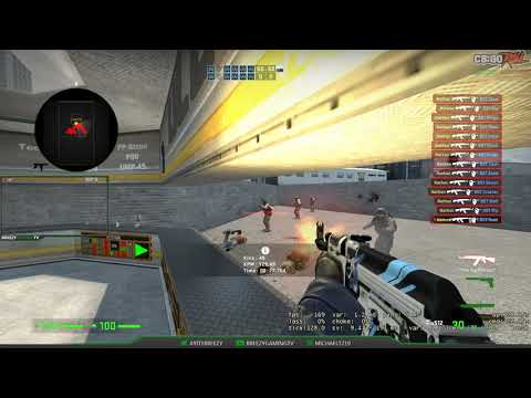 My favourite CSGO Warmup routine! from YouTube · Duration:  52 seconds