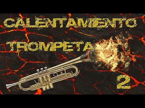 EJERCICIOS DE TROMPETA | CALENTAMIENTO DE TROMPETA #2 - IVAN NARANJO