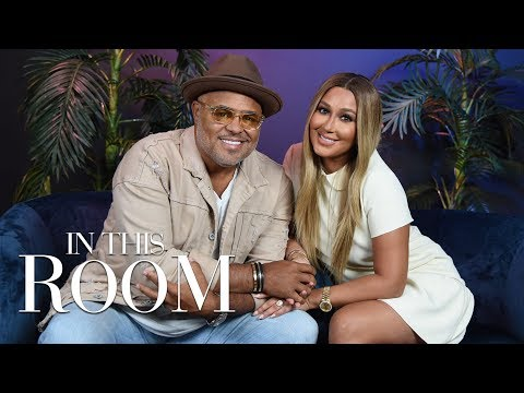 Adrienne Bailon & Israel Houghton Explain Their Unconditional Love | In This Room