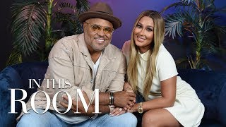 Adrienne Bailon & Israel Houghton Explain Love Unconditionally  | In This Room