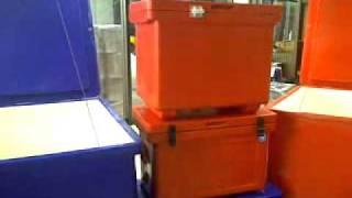 Icebox Presentation [ocean Plastic Iceboxes]
