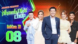 Nhanh Như Chớp Mùa 3 - Special Version Tập 8 Full HD