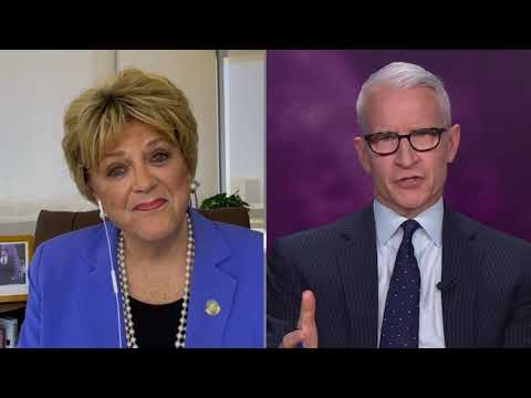 Anderson Cooper RIPS Las Vegas Mayor in viral interview