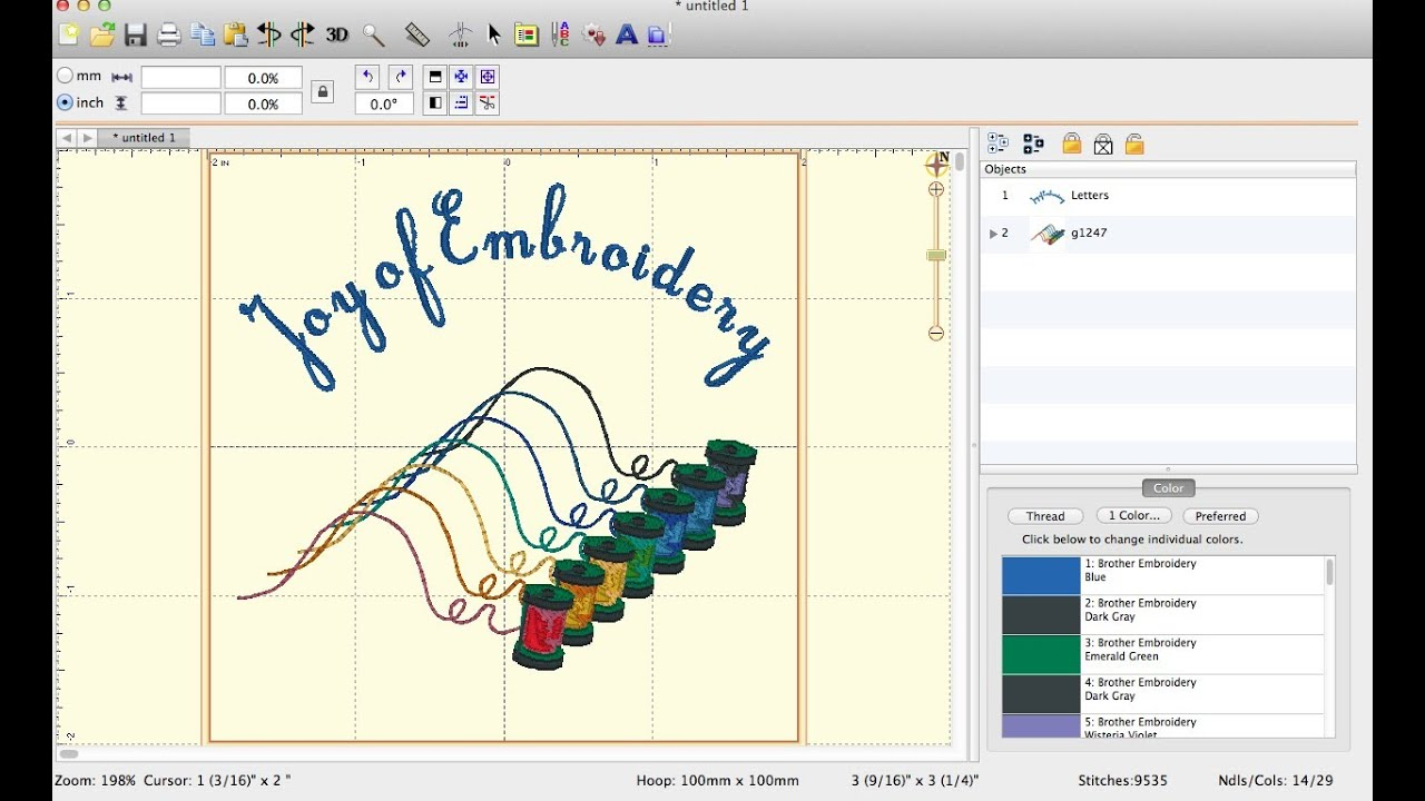 Embrilliance Embroidery Software Alpha Tricks Fonts Youtube