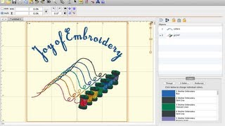 Embrilliance Embroidery Software: Alpha Tricks (fonts)