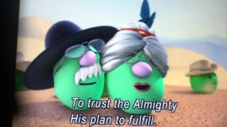 Veggie Tales Moe and the BIG Exit Ending Scene