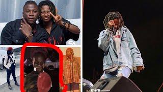 OMG Kenyan Fan In Tears After Seeing Stonebwoy's OV