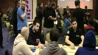 European Poker Tour Loutraki: Ολοκλήρωση 23ου level(H ολοκλήρωση του 23ου level στο European Poker Tour Loutraki. Για περισσότερα δωρεάν video για πόκερ: http://www.pokerlobbygr.com/webtv., 2011-11-19T17:33:11.000Z)