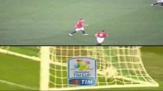 Federico Viviani - Primo gol allo Stadio Olimpico del Capitan futurissimo - by Lim Comm