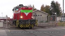 Porin Satama turvallisuusvideo Port of Pori safetypresentation