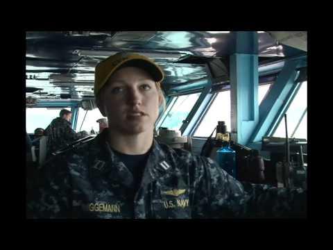 USS Nimitz Dry Dock - Episode 2