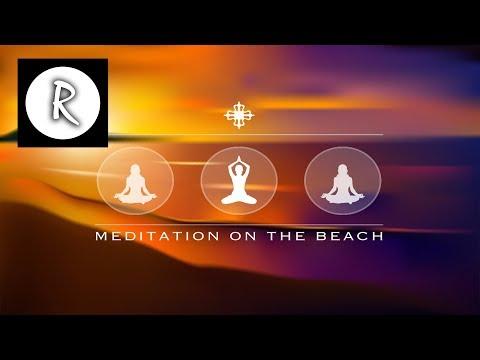 Tibetan Healing Sounds w/ ocean waves 9 Hrs. -Singing Bowls- Meditation,Relaxation,Sleep,Yoga