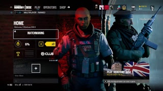 Rainbow Six Siege | Grinding For Gold 1
