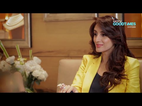 Exclusive Interview : Farah Khan Ali by ManilRohit for NDTVGoodTimes #TheNewCreativeIndia Episode 6