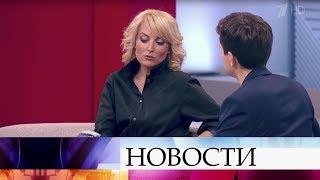 Встудии «Пусть говорят» исповедь бывшей жены актера Константина Соловьева.