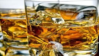 Виски,из самогона.