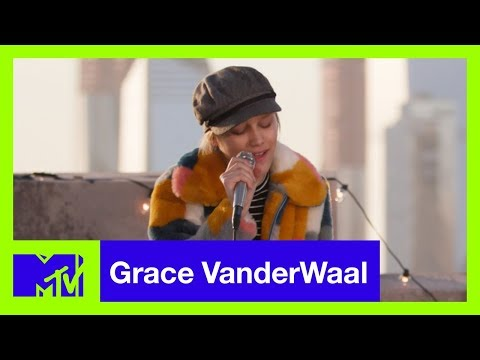 Grace VanderWaal Performs 'Clearly' (Live Acoustic) | #MTVXGRACE