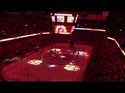 Calgary Flames Home Opener 2019