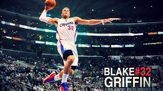 Blake Griffin - Career MiX (Clippers) (HD)