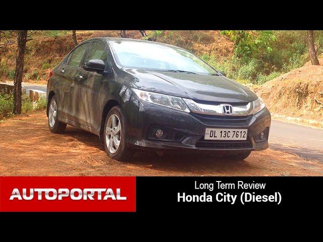 Honda City Diesel Long Term Review - Autoportal