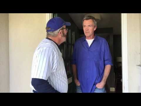 Brickma surprises old friend and teammate, Neil Flynn