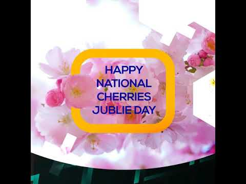 Happy #National #CherriesJubileeDay  There are numerous special days that celebrate various sorts of