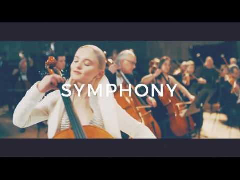 Clean Bandit - Symphony feat Zara Larsson Lyrics [Offical video]