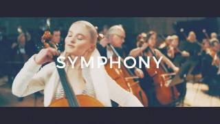 Clean Bandit - Symphony feat Zara Larsson Lyrics [Offical video] Video