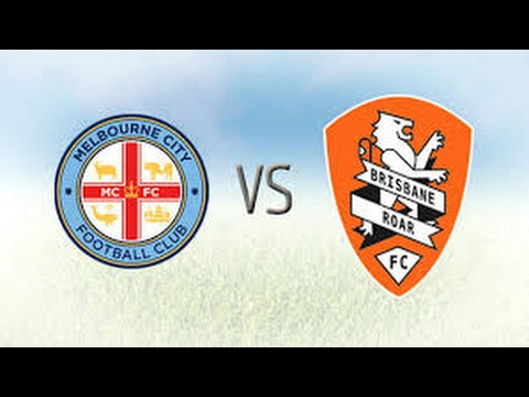Download MELBOURNE City BRISBANE Roar Higllights All Goals