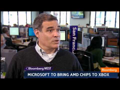 Microsoft to Use AMD Chips in Next Xbox