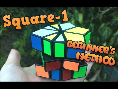 Square-1 Beginner's Tutorial