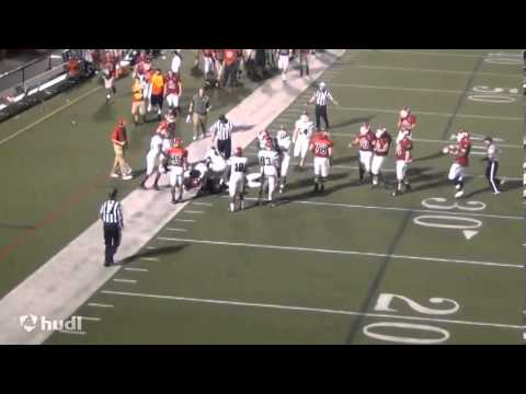 Justin Armstrong College highlights