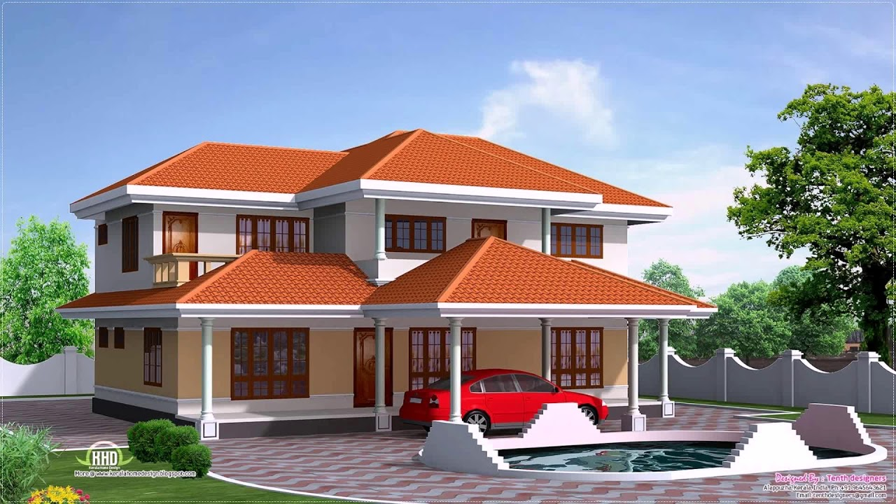 4 bedroom maisonette house plans in kenya