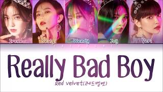 All rights administered by sm entertainment • artist: red velvet (레드벨벳) song ♫: rbb (really bad boy) album: members: irene, seulgi, wendy, joy, yer...