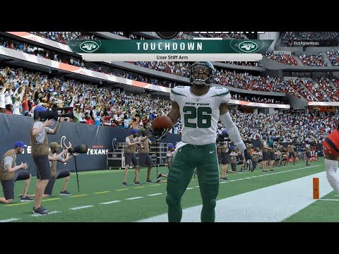 MADDEN 20 | WE FINALLY ACTIVATED X-FACTOR!!! | ONLINE RANKED MATCH | JETS VS TEXANS
