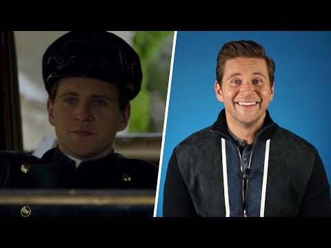 'Downton Abbey' Star Allen Leech's Favorite Maggie Smith Lines & His Best Scene | TODAY Originals