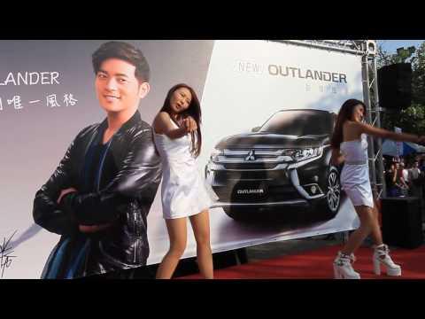 2016 南台車展 三菱SG 熱舞