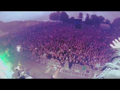 Feed My Frankenstein, Thru Frank's Eyes - Tons Of Rock Festival 2016 W/ Nikki Sixx on Bass!