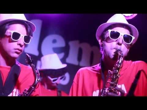 Orquesta Ilegal de Barcelona - Live at Harlem Jazzclub ( It don't mean a thing, Watermelon Man )