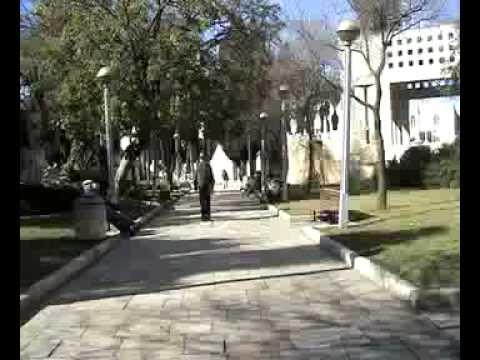 Walker In Jerusalem