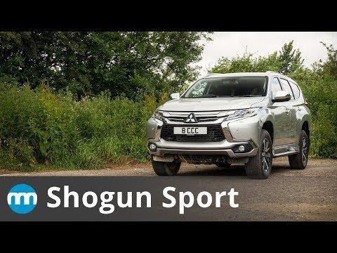 2019 Mitsubishi Shogun Sport Review! New Motoring