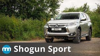 The 2019 Mitsubishi Shogun Sport isn't really 'sporty'; it isn't li...