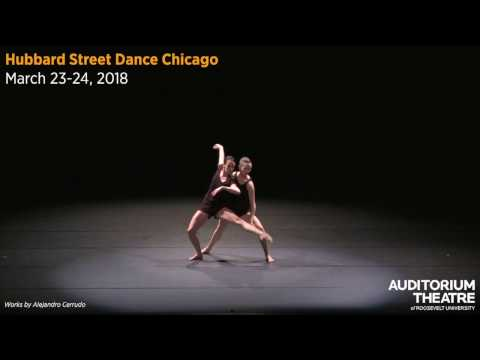 Hubbard Street Dance Chicago | 2017-18 Season | Auditorium Theatre