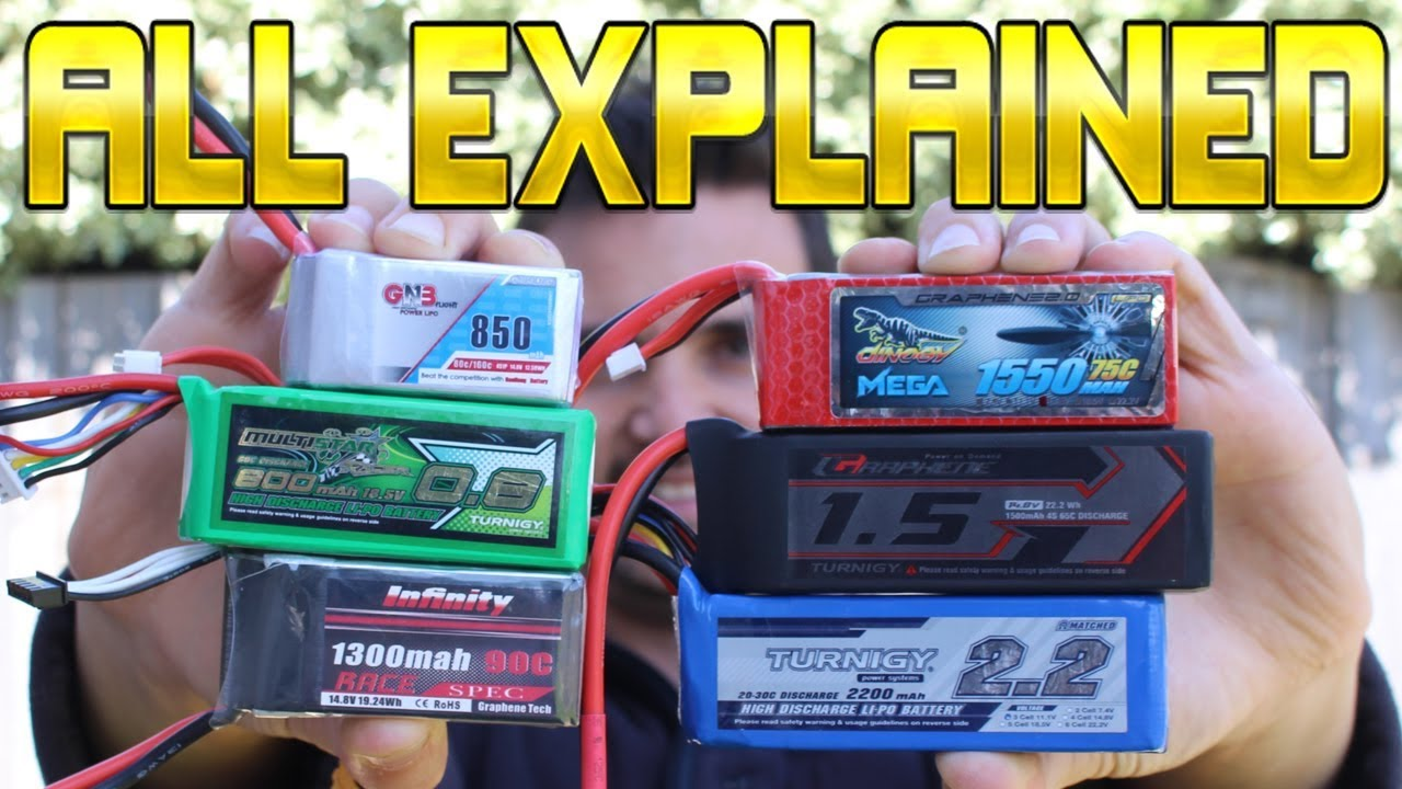 how to find the c rating of a battery