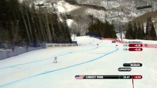 Lindsey Vonn - 3rd Place - 2015 World Champs - Super G