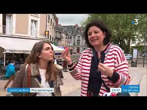 Comment redynamiser les centres-villes ? Exemple à Blois (41)