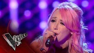 Rachel Rose performs 'Love Me Like You Do': Blind Auditions 1 | The Voice UK 2017