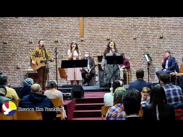Programul Bisericii Elim Frankfurt 21.03.2021